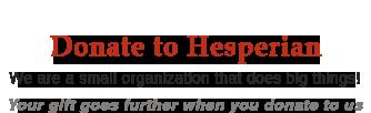 Donate to Hesperian